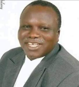 His Excellency, Prof. Onje Gye-Wado.